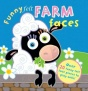 Funny Felts : Farm Faces. Felt Shapes Activity Book